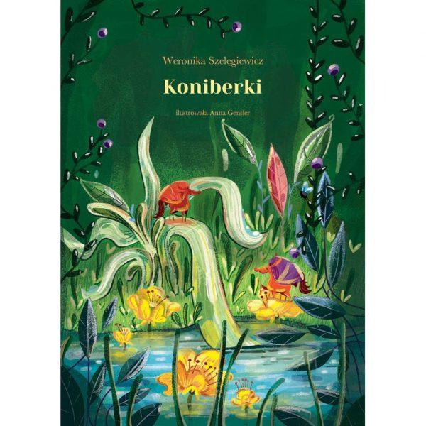 Koniberki - Weronika Szelęgiewicz