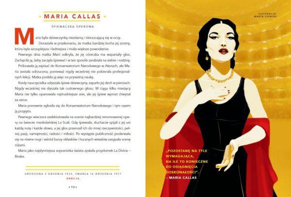 Opowieści na dobranoc dla młodych buntowniczek. Maria Callas