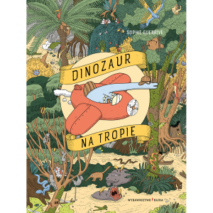 Dinozaur na tropie
