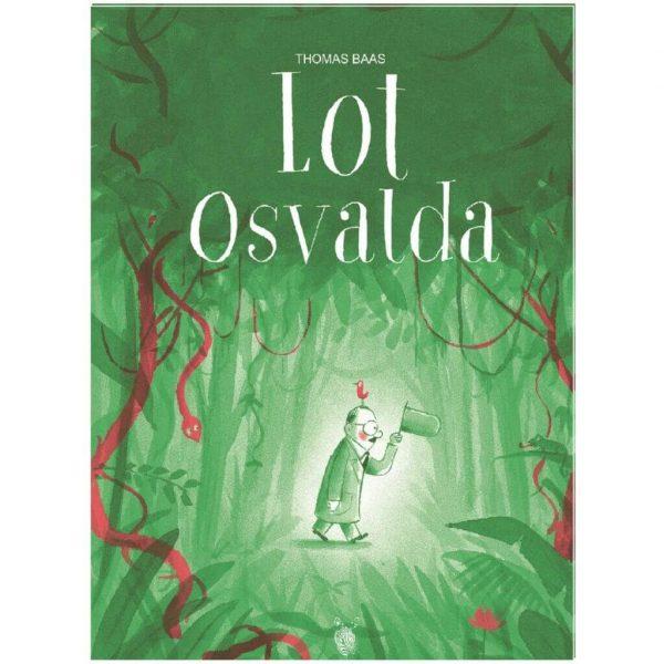 Lot Osvalda - Thomas Baas