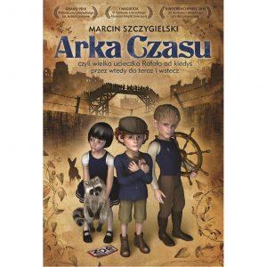 Arka czasu - Marcin Szczygielski
