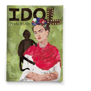 IDOL. Frida Kahlo - książka aktywnościowa