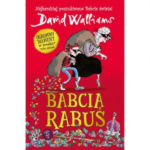 Babcia Rabuś - David Walliams