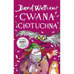 Cwana ciotuchna - David Walliams