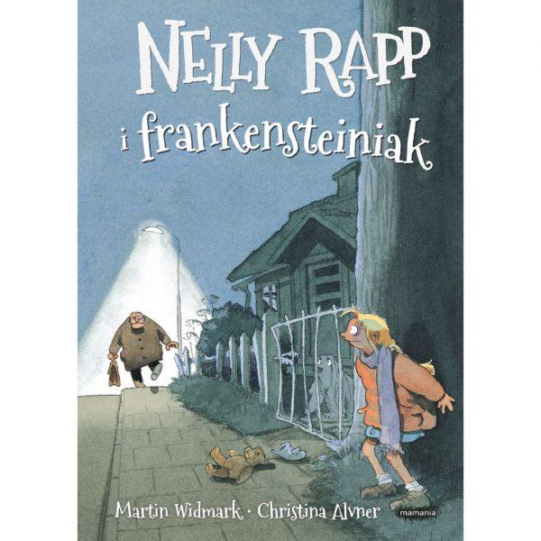 Nelly Rapp i frankensteiniak - Martin Widmark