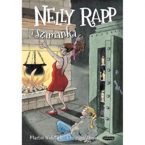 Nelly Rapp i szamanka - Martin Widmark