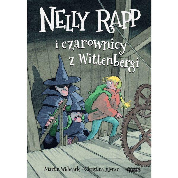 Nelly Rapp i czarownicy z Wittenbergi - Martin Widmark