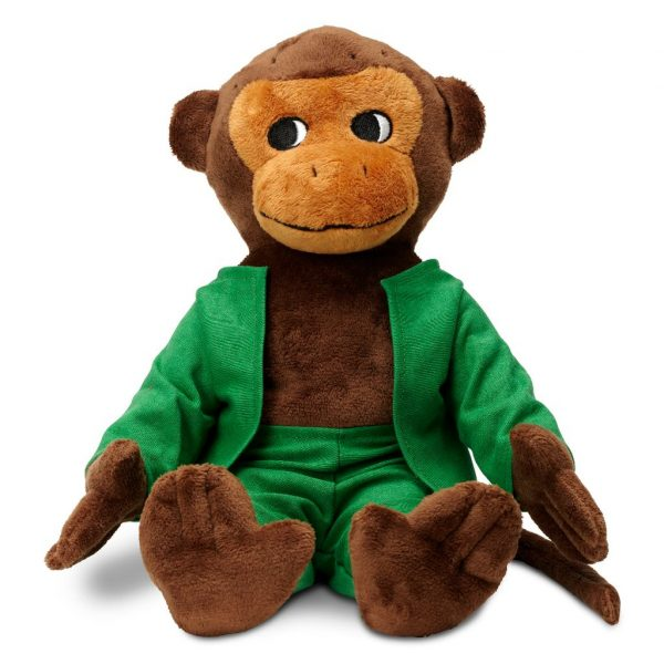 Małpka Pippi - Pan Nilsson - 23 cm