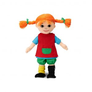 Pippi - lalka 30 cm wysokości