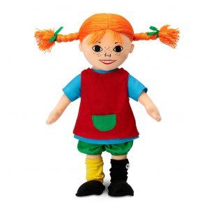 Pippi - lalka 40 cm wysokości