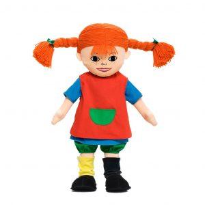 Pippi - duża lalka 60 cm wysokości