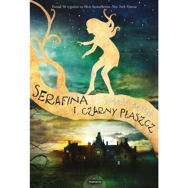 Serafina i czarny płaszcz - Robert Beatty