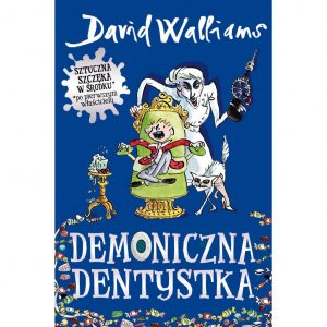 Demoniczna dentystka – David Walliams