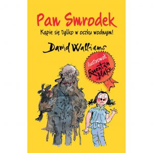 Pan Smrodek - David Walliams