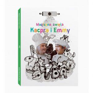 Magiczne święta Kacpra i Emmy - film DVD