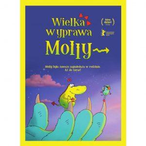 Wielka wyprawa Molly - film DVD
