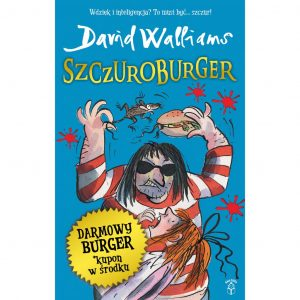 Szczuroburger - David Walliams
