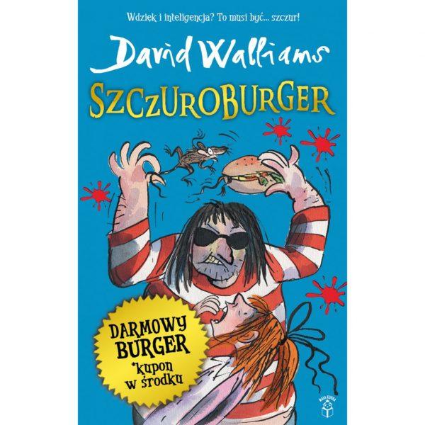Szczuroburger - David Walliams