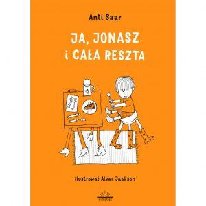 Ja, Jonasz i cała reszta - Anti Saar