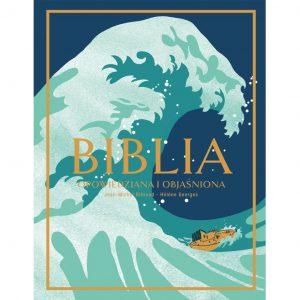 BIBLIA opowiedziana i objaśniona - Jean-Michel Billioud