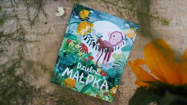 Dzielna małpka - Marta Altés