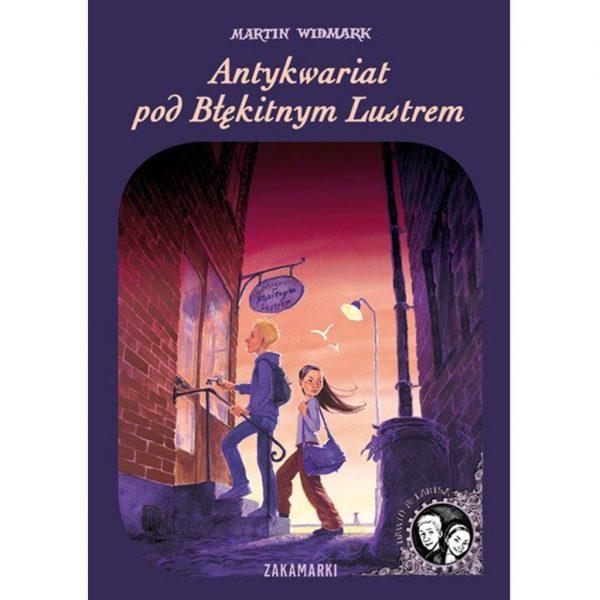 Antykwariat pod Błękitnym Lustrem - Martin Widmark