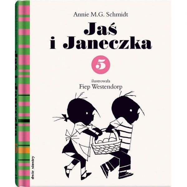 Jaś i Janeczka 5 - Annie M.G. Schmidt