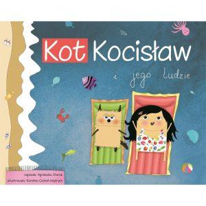 Kot Kocisław i jego ludzie - Agnieszka Starok