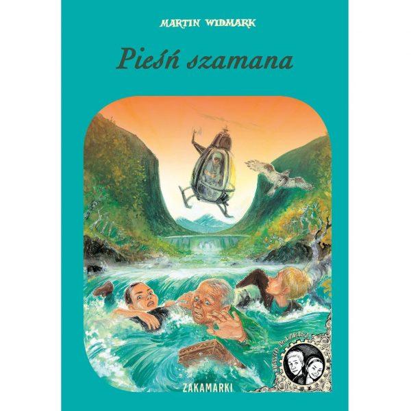 Pieśń szamana - Martin Widmark