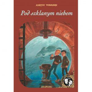 Pod szklanym niebem - Martin Widmark