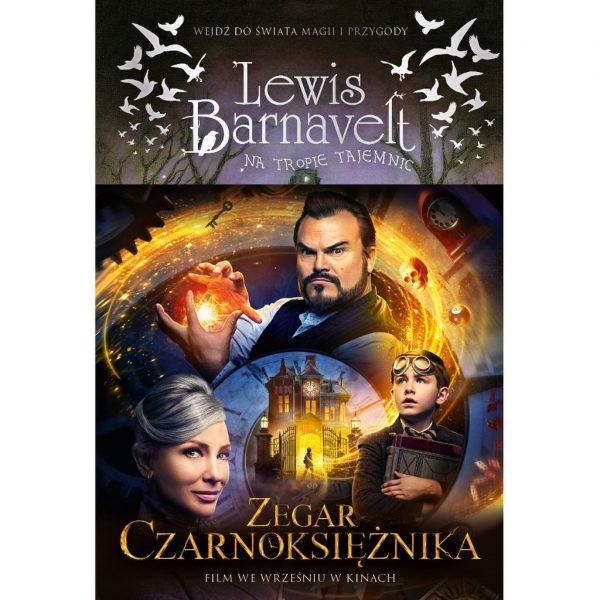 Lewis Barnavelt na tropie tajemnic. Zegar Czarnoksiężnika