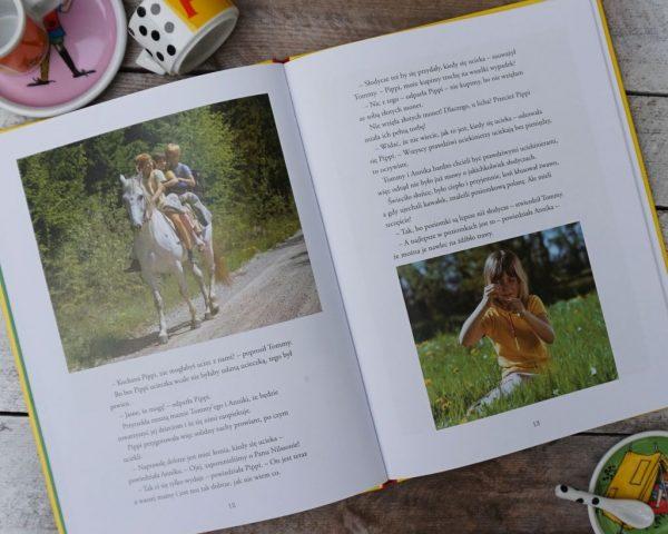 Ucieczka Pippi - Astrid Lindgren
