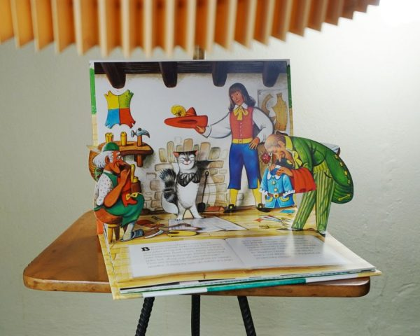 Kot w butach - Vojtech Kubasta
