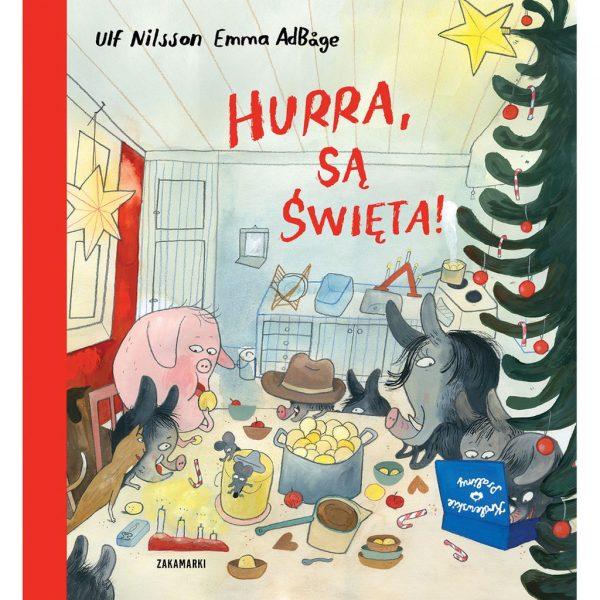 Hurra, są Święta! - Ulf Nilsson