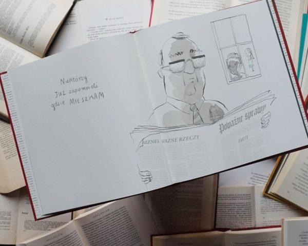 Jestem dzieckiem książek - Oliver Jeffers, Sam Winston