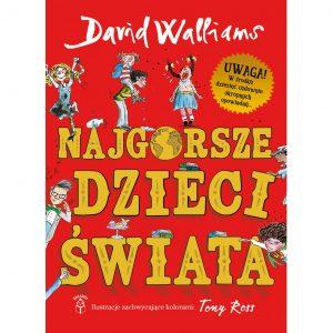 Najgorsze dzieci świata - David Walliams