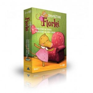 BOX 2xDVD: PAMIĘTNIKI FLORKI