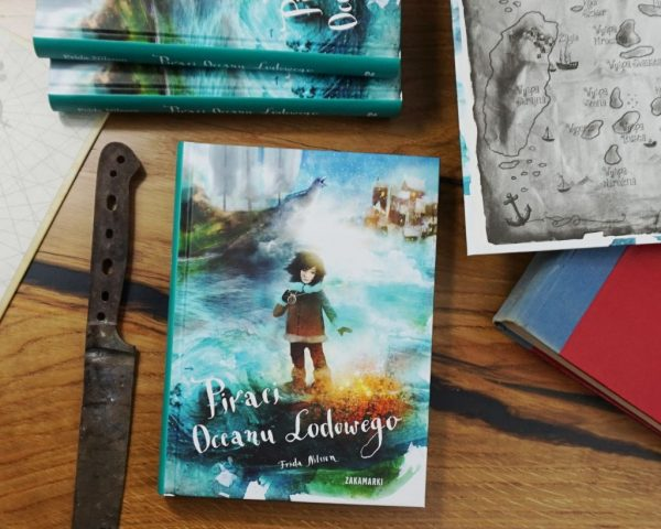 Piraci Oceanu Lodowego - Frida Nilsson