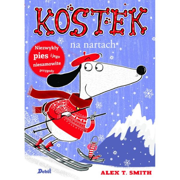 Kostek na nartach - Alex T. Smith