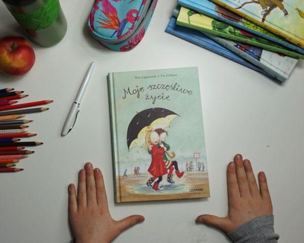 Moje szczęśliwe życie - Rose Lagercrantz