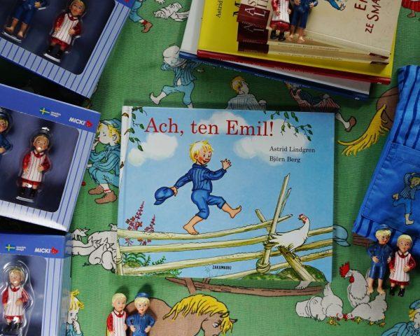 Ach, ten Emil! - Astrid Lindgren, Björn Berg