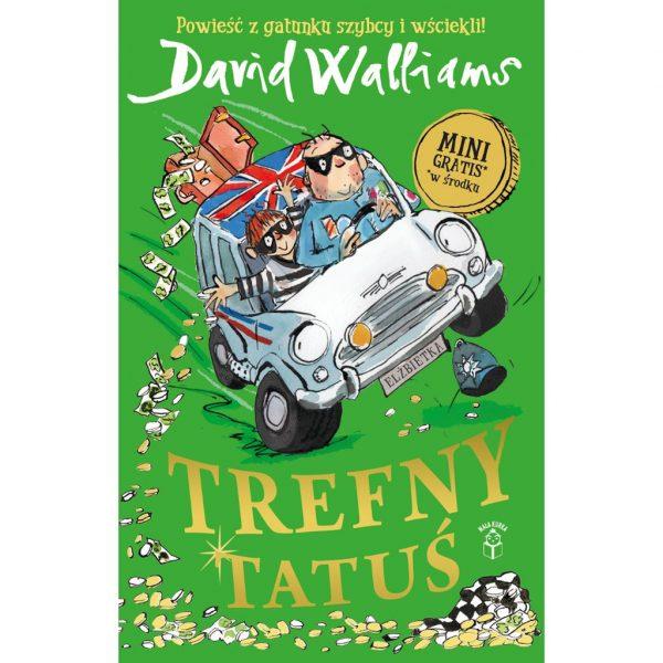 Trefny Tatuś - David Walliams