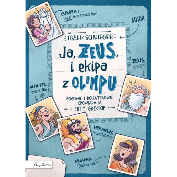 Ja, ZEUS, i ekipa z Olimpu - Frank Schwieger