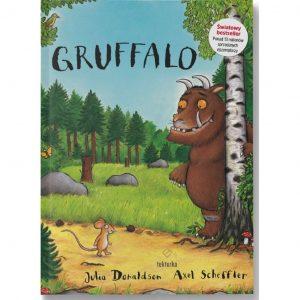 Gruffalo – Julia Donaldson, Axel Scheffler