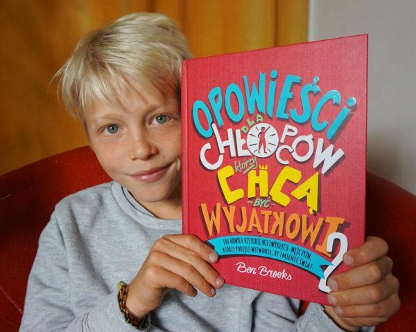 Opowieści dla chłopców, którzy chcą być wyjątkowi 2 - Ben Brooks