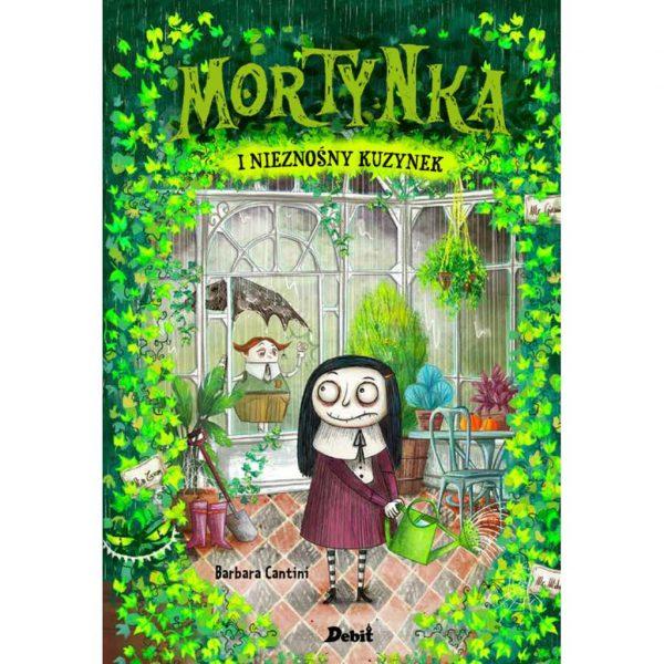 Mortynka i nieznośny kuzynek - Barbara Cantini