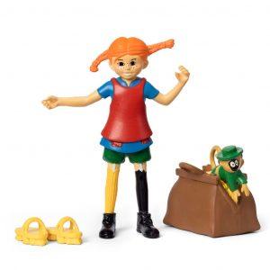 Figurki: Pippi i Pan Nilsson