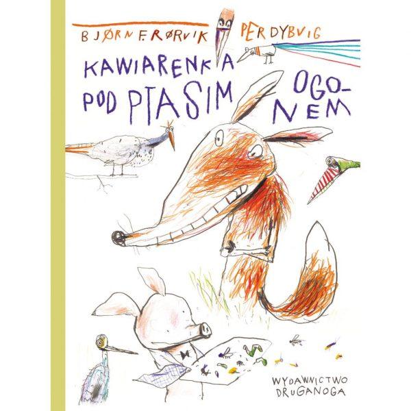 Kawiarenka pod Ptasim Ogonem - Bjørn F. Rørvik