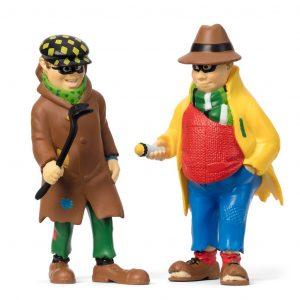 Figurki Pippi: złodzieje