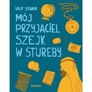 Mój przyjaciel szejk w Stureby - Ulf Stark